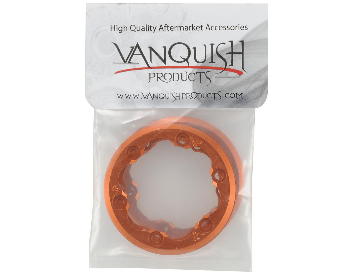 Vanquish Products 2.2 DH ProComp Beadlock Rings (Orange) (2 Inside/2 Outside)