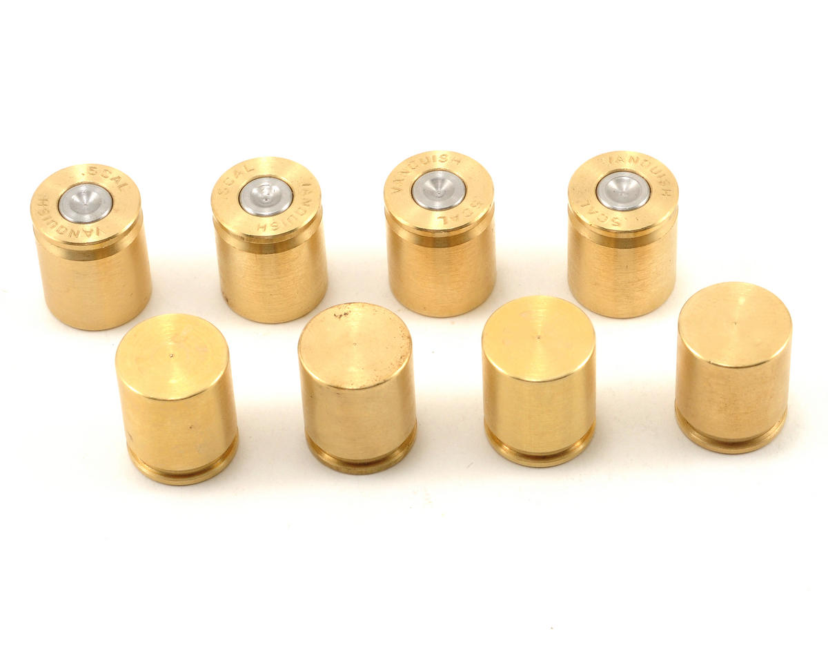 Vanquish Products 1.9 .5 Caliber Bullet Weight Set (8)