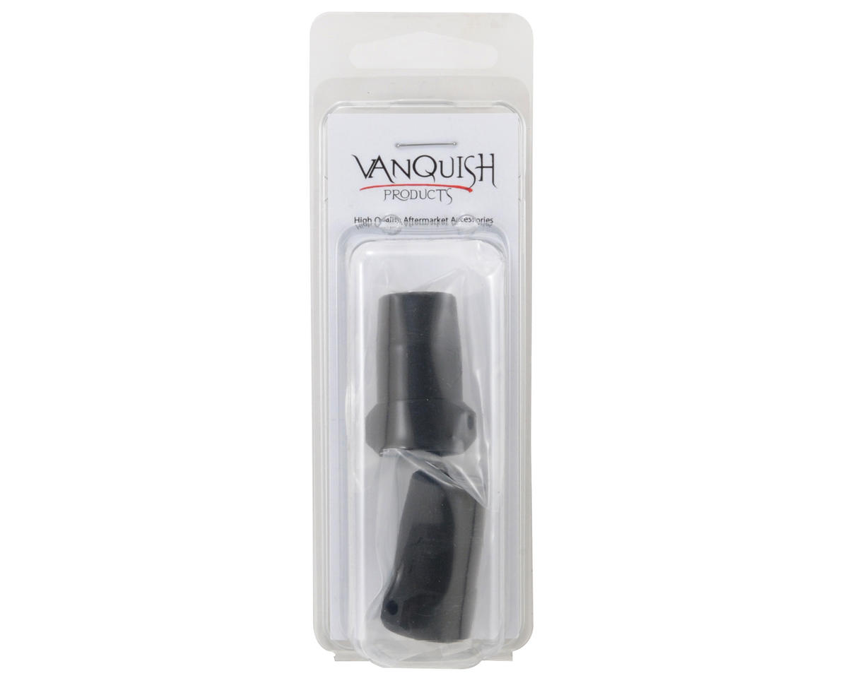 AX-10 Rear Lockout (Black) (2) by Vanquish Products