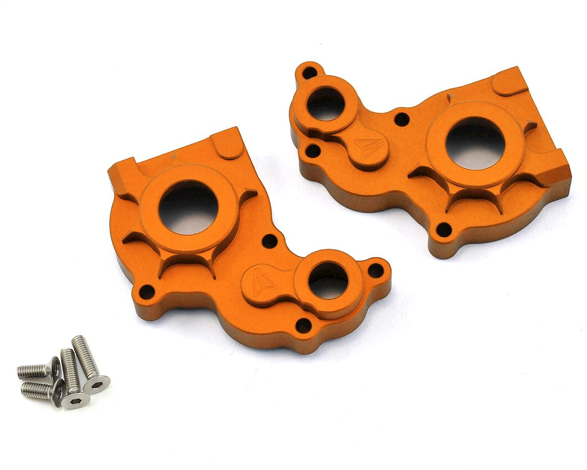 Vanquish Products Aluminum Transmission Case (Orange)