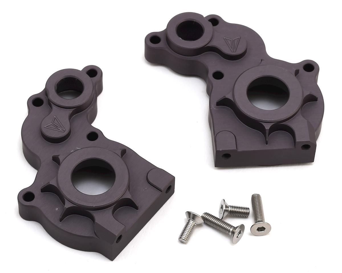 Vanquish Products Aluminum Transmission Case (Grey)