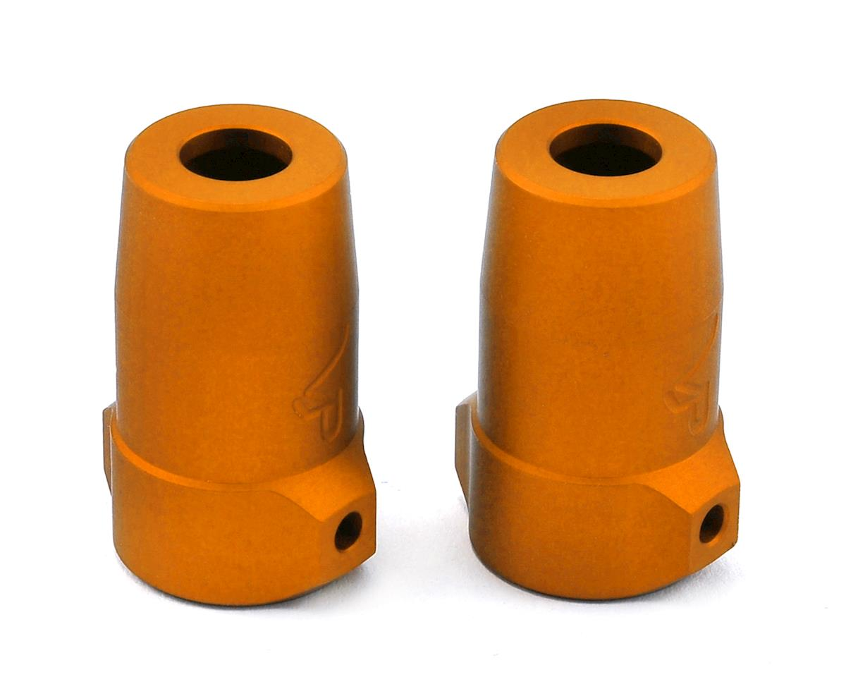 Vanquish Products Axial SCX10 Lockouts (Orange)