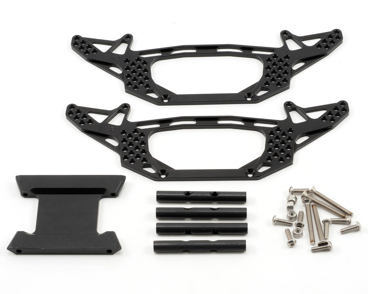 Vanquish Products Incision Pro MOA Chassis (Black)