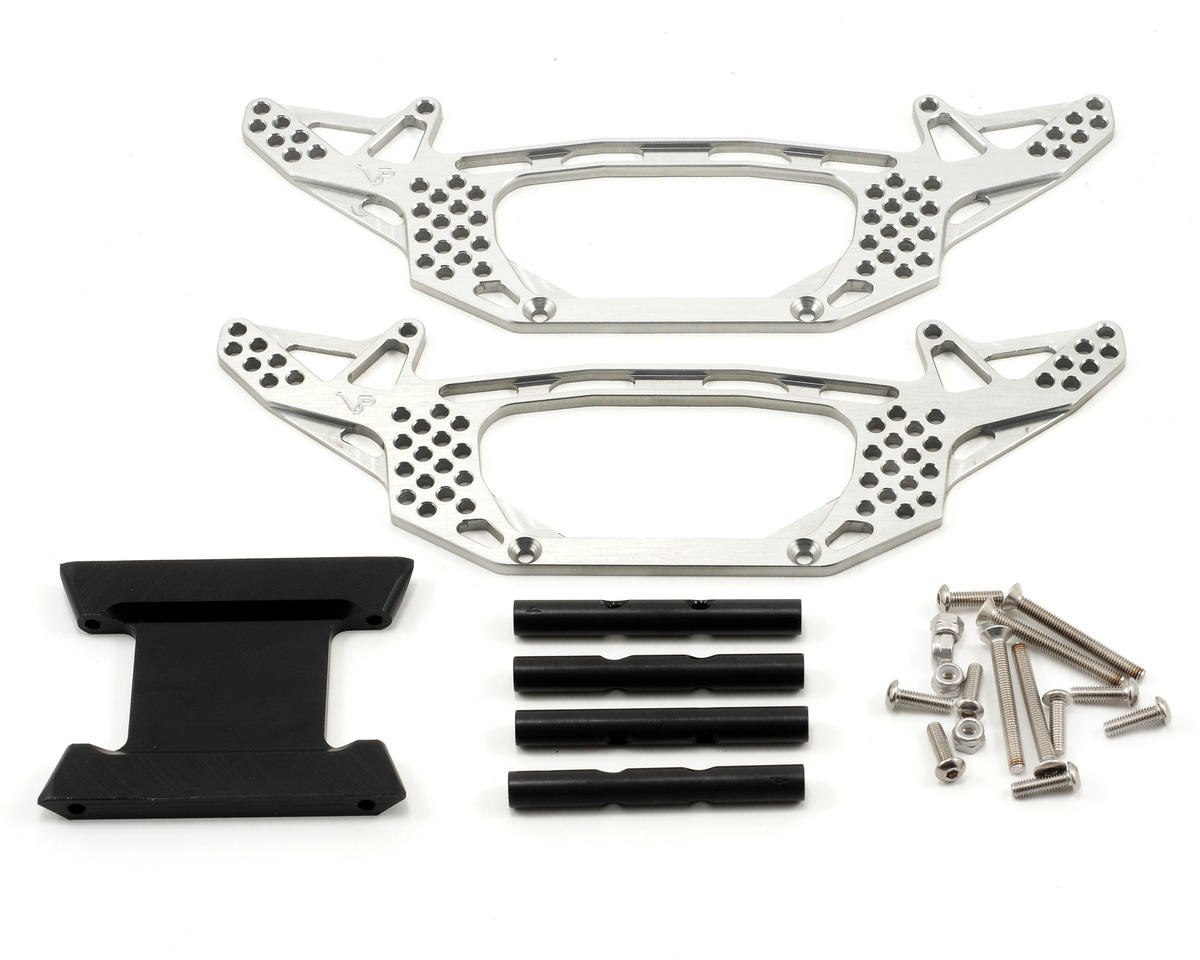 Vanquish Products Incision Pro MOA Chassis (Silver)