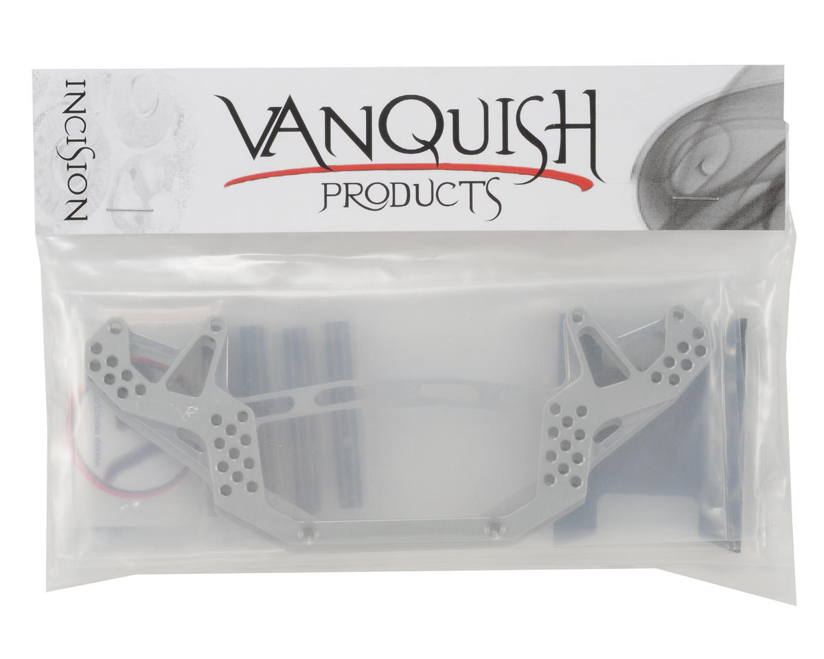 Vanquish Products Incision Pro Axial Scorpion Chassis (Silver)