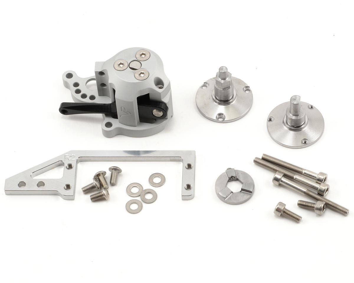 Vanquish Products Hurtz Shifter 3 Position Dig Unit (Silver)