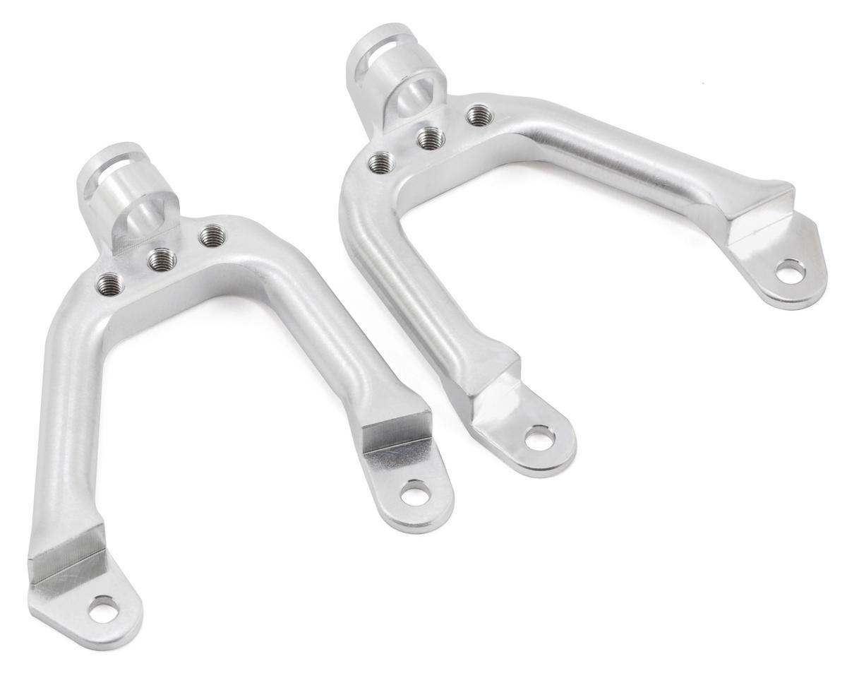 Vanquish Products Incision SCX10 Front Hoop Set (Raw) (2)