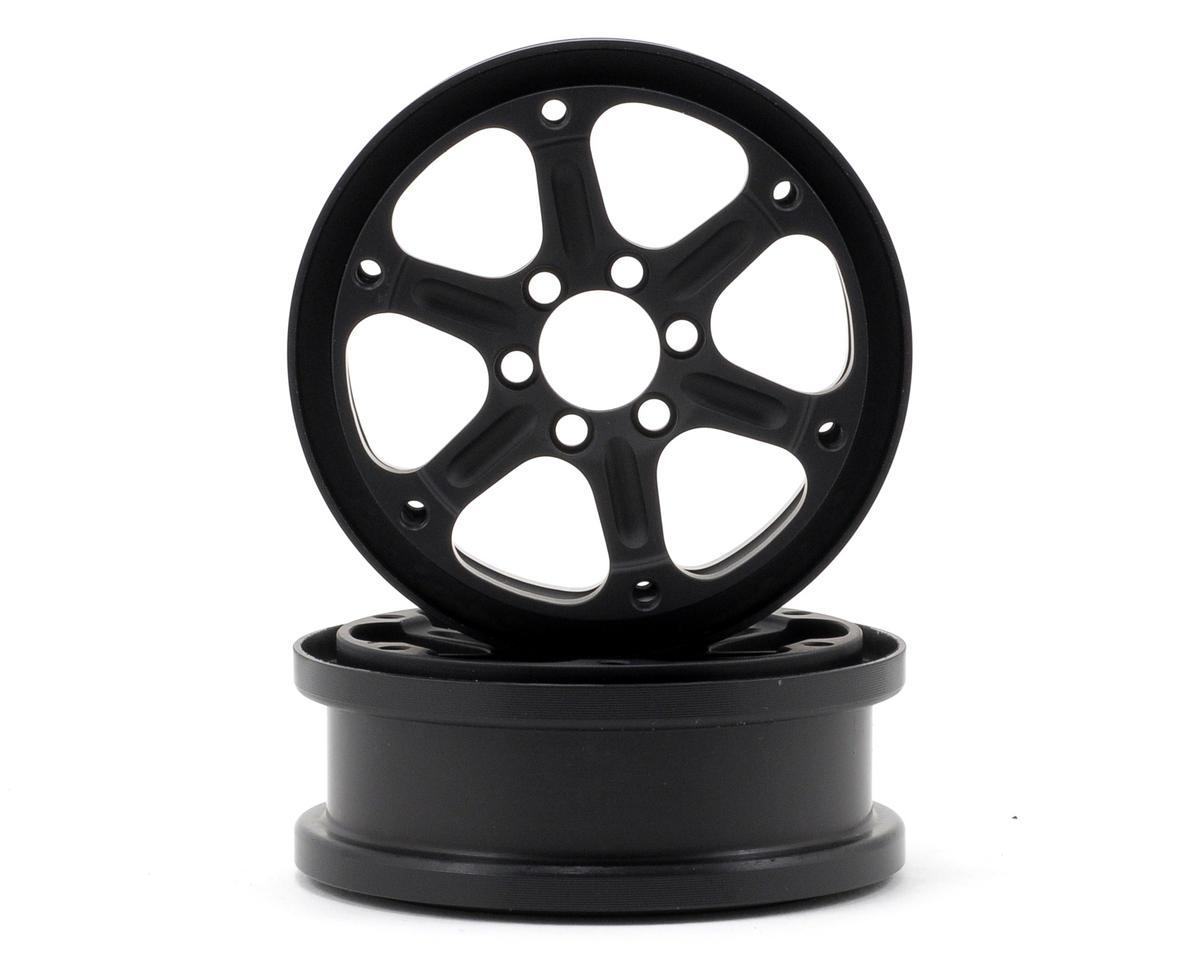 "Vanquish Products 2.2x1"" SLW V1 Beadlock Wheels (2)"
