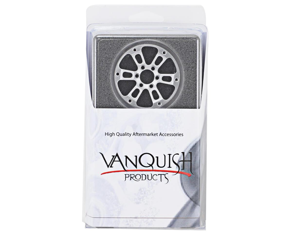 "Vanquish Products 2.2x1"" SLW V3 Beadlock Wheels (2)"