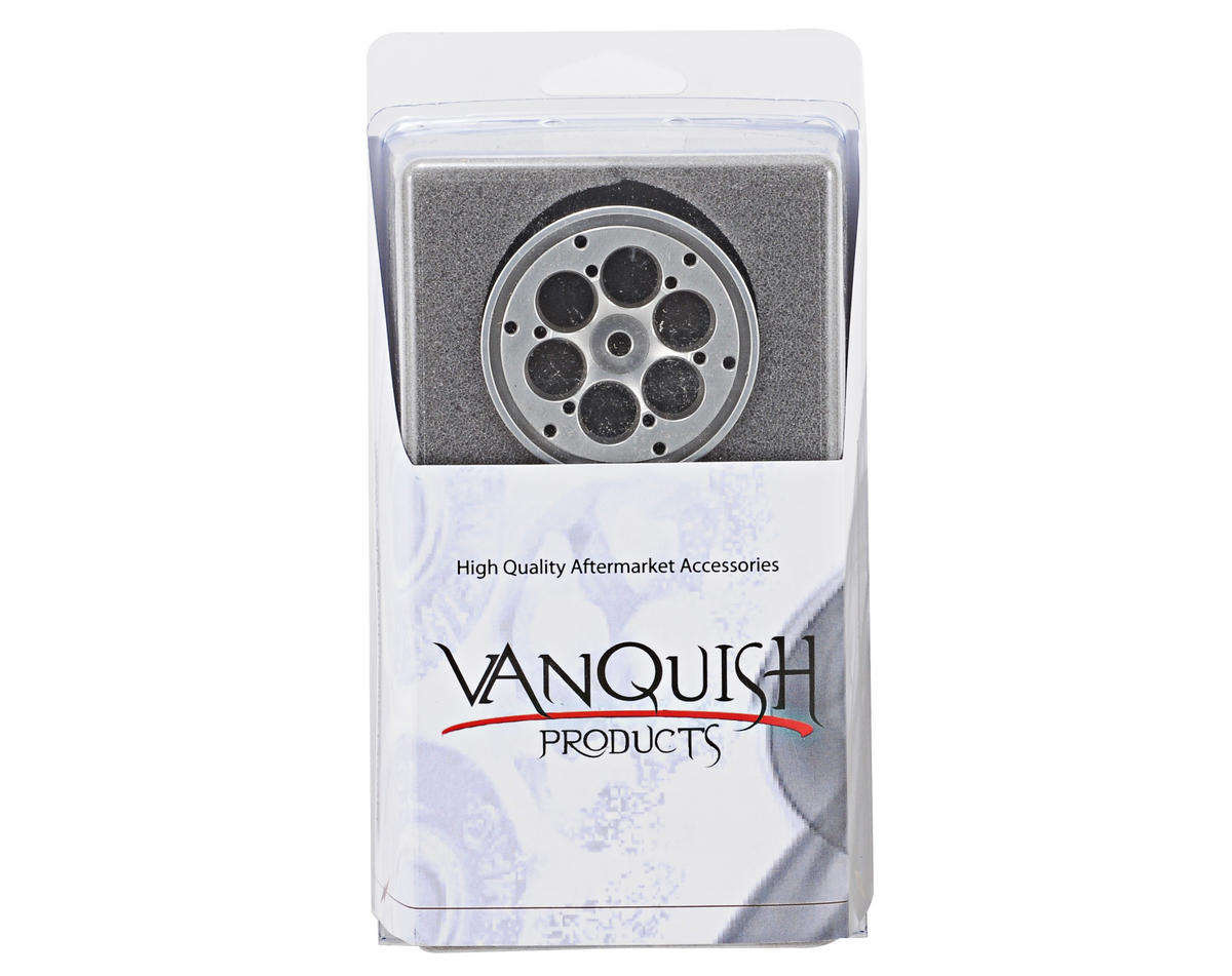 Vanquish Products 1.9 LH ProComp Beadlock Wheels (Silver) (2)