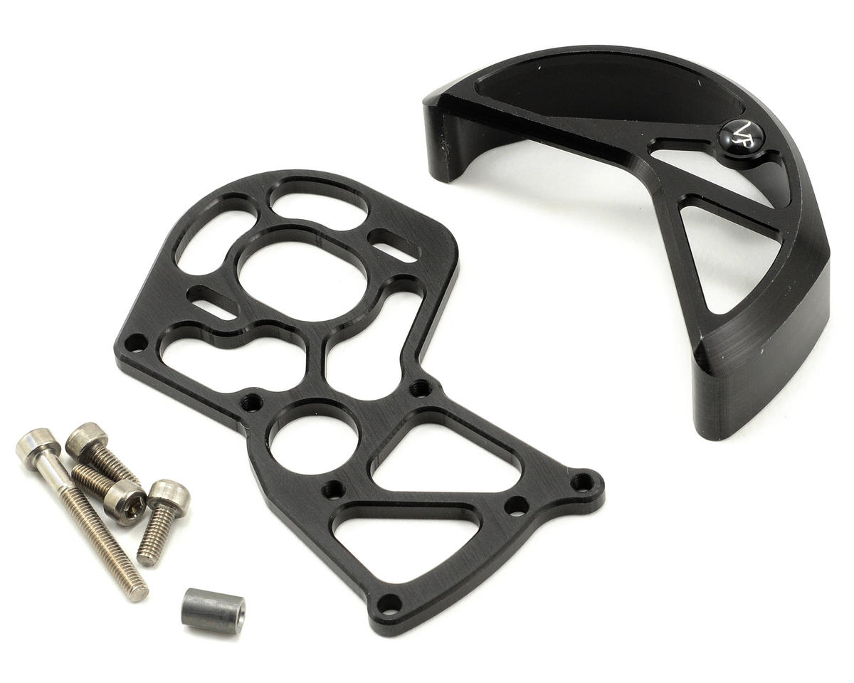 Incision Gear Guard (Black) by Vanquish Products (Axial AX10)