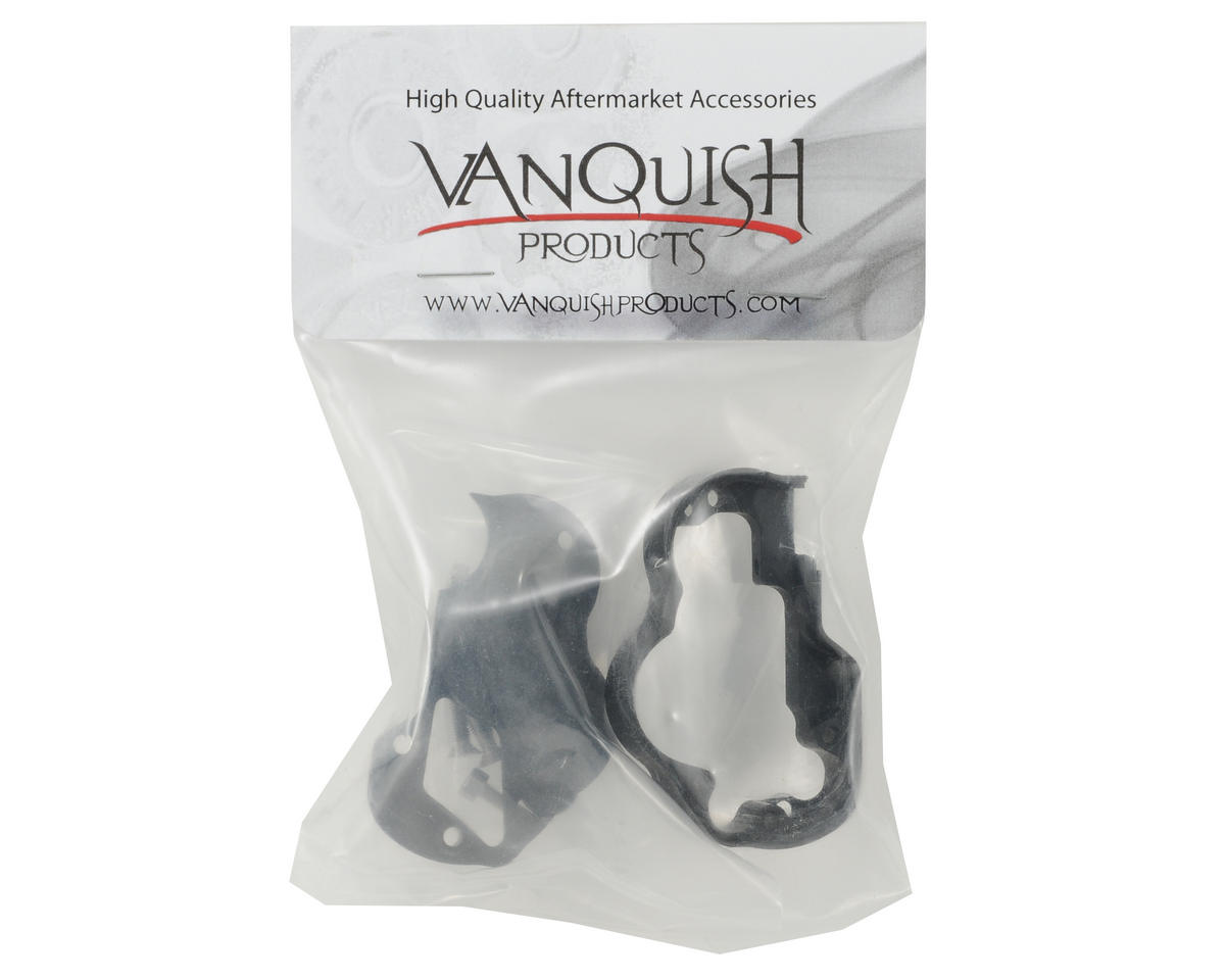 Vanquish Products Incision XR10 Transmission Case (Black)