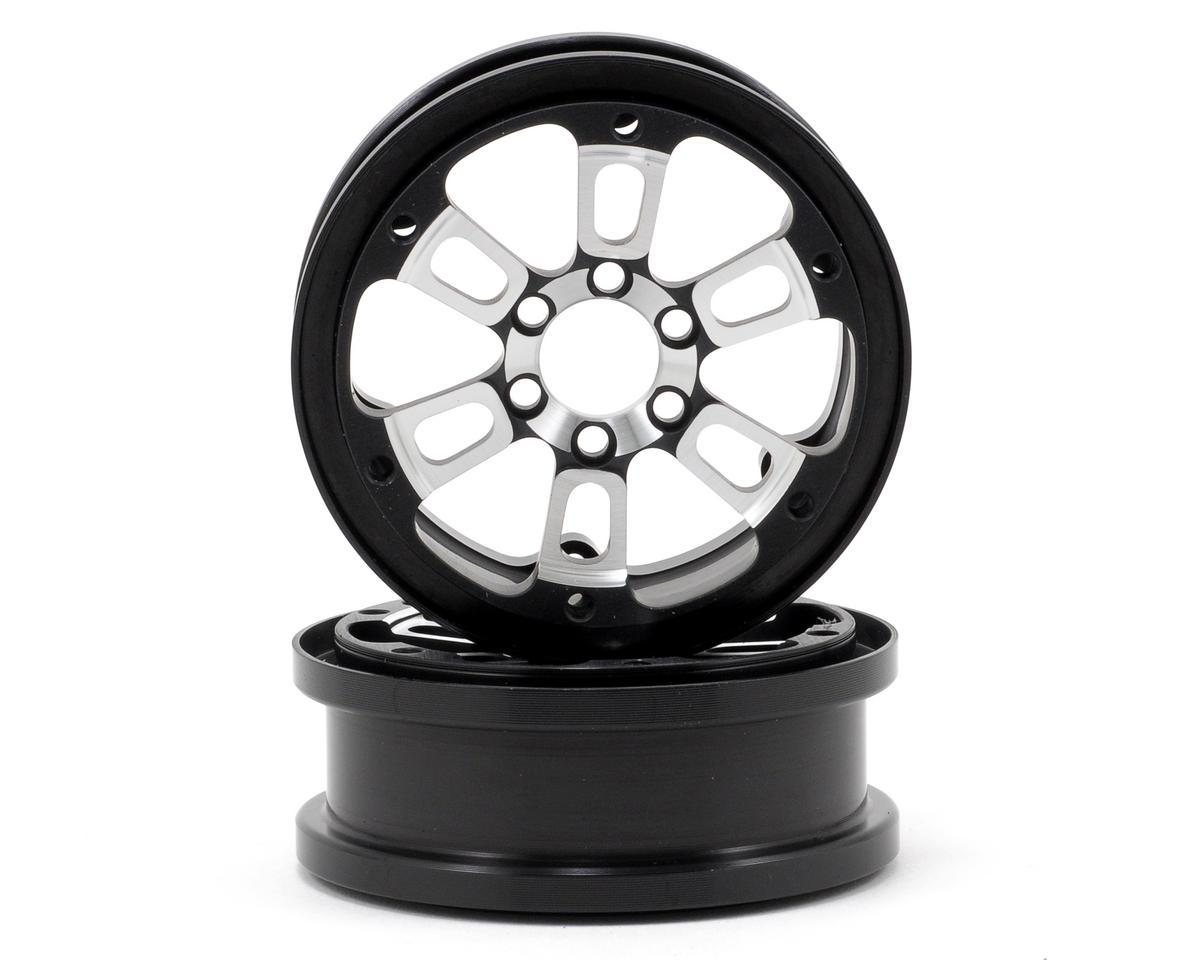 Vanquish Products 2.2 SLW V3 Respun Aluminum Wheels (2)