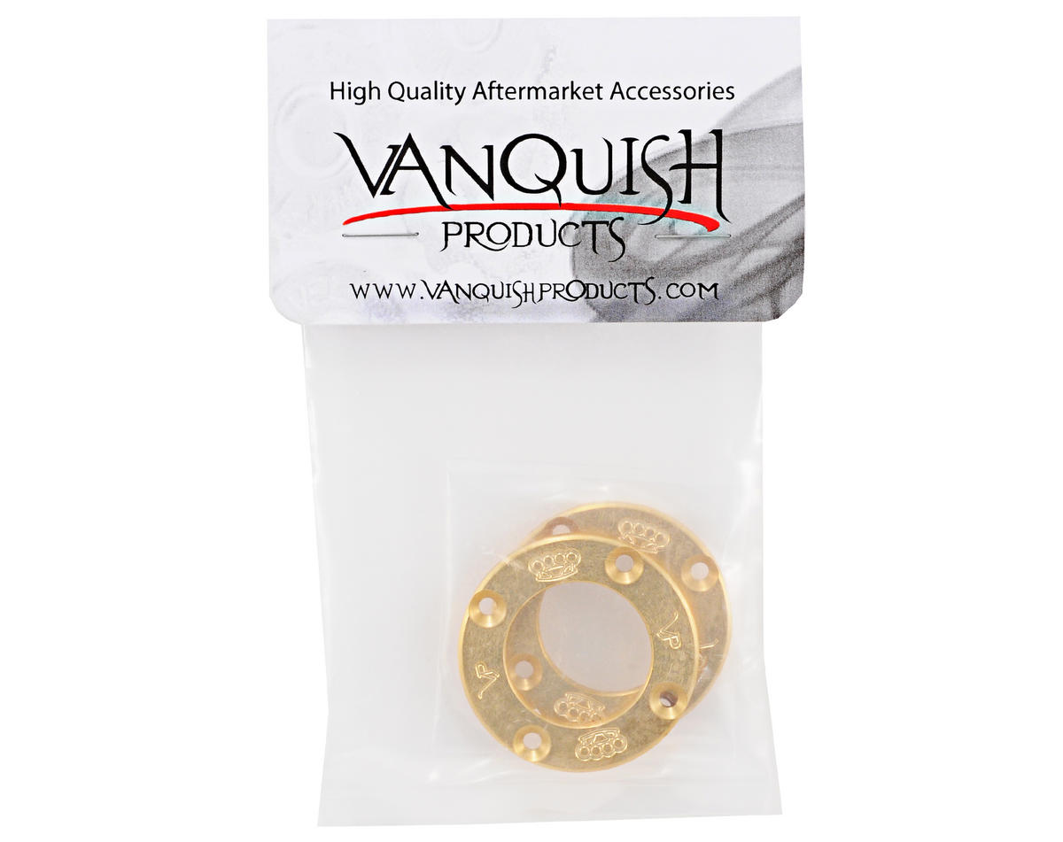 "Vanquish Products 1/8"" Knuckle Weight Add On Rings (2)"