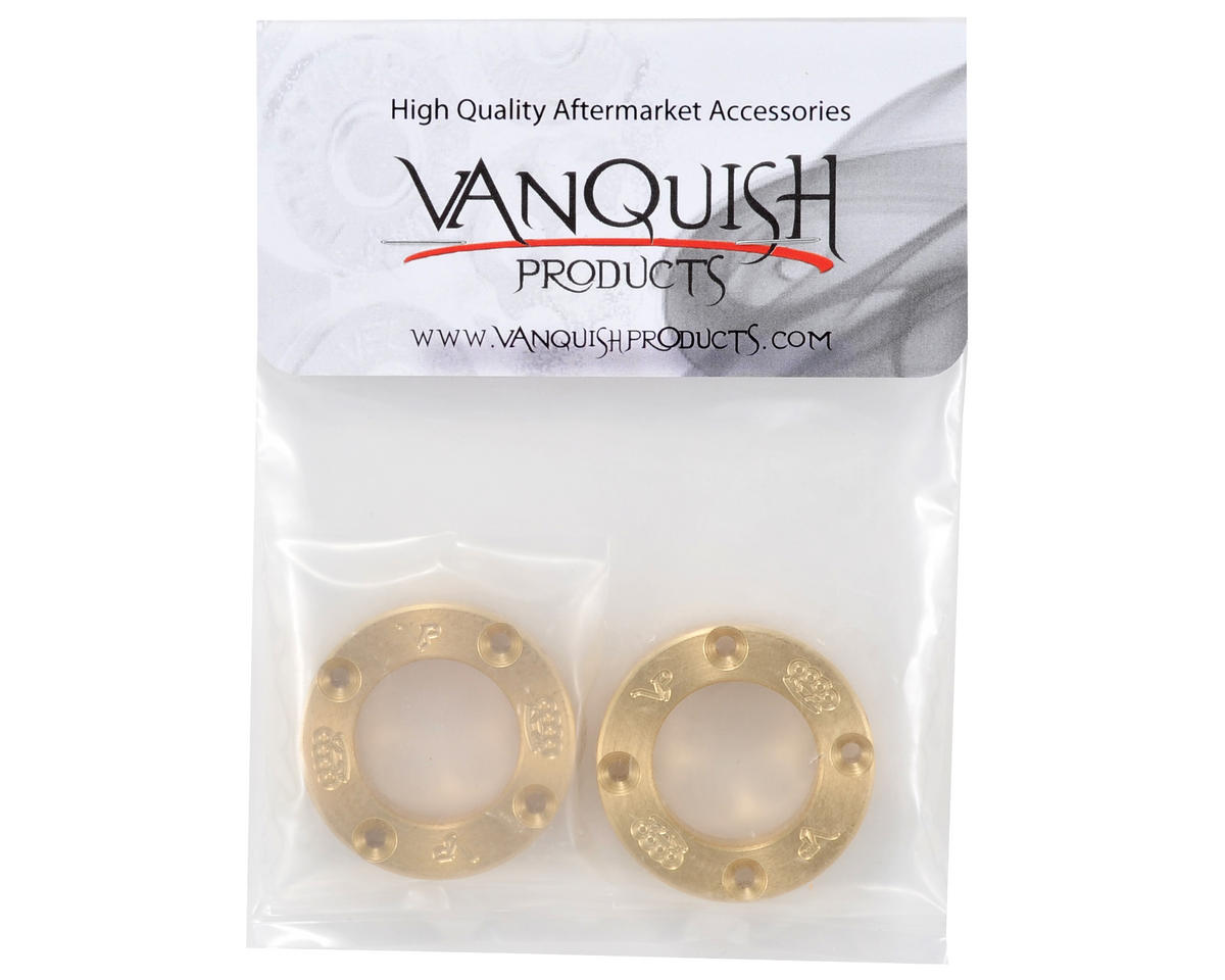"Vanquish Products 3/8"" Knuckle Weight Add On Rings (2)"