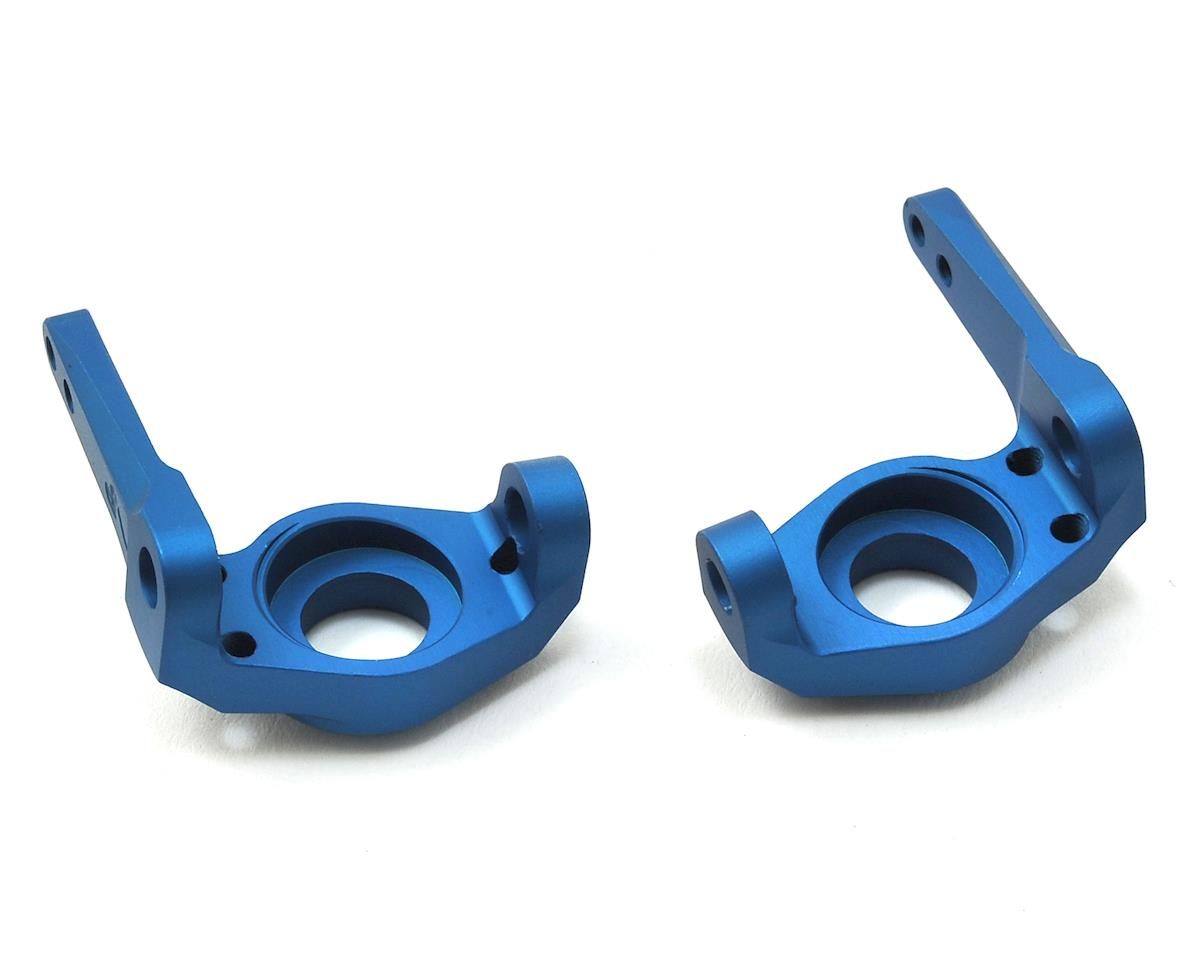 Axial SCX10 8° Knuckles (Blue) (2) by Vanquish Products
