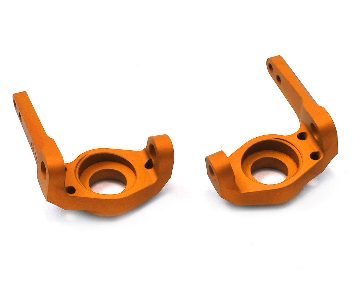 Vanquish Products Axial SCX10 8° Knuckles (Orange) (2)