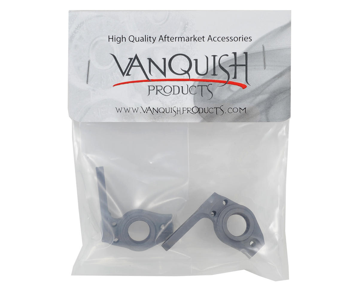 Vanquish Products 8° Knuckle Set (Grey) (2)