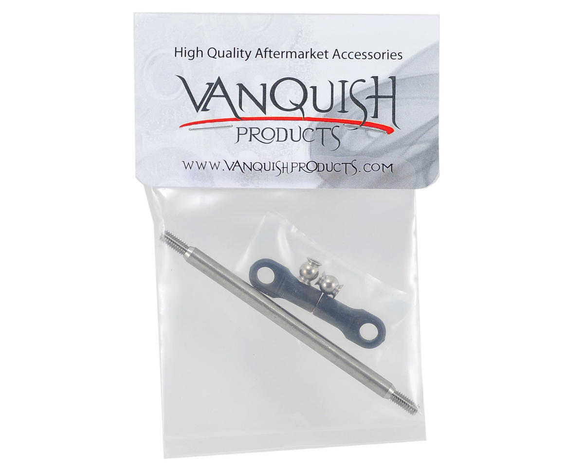"3/16"" Titanium Drag Link by Vanquish Products"