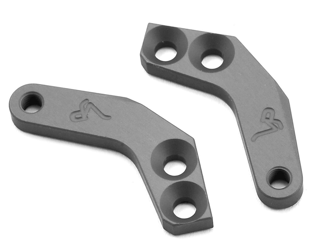 Wraith Racing Ackermann Arms (Grey) by Vanquish Products