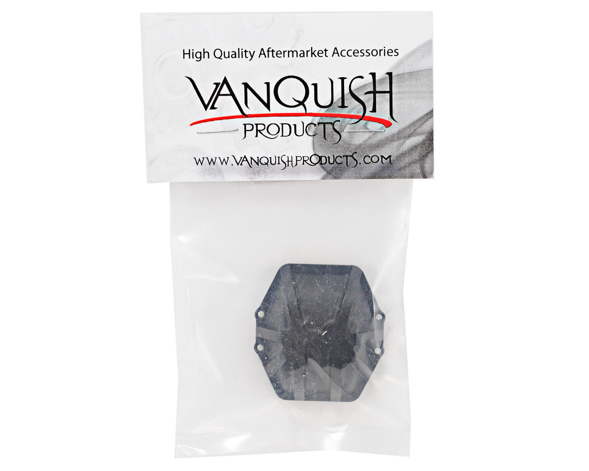 "Vanquish Products Wraith ""3-D"" Differential Cover (Black)"