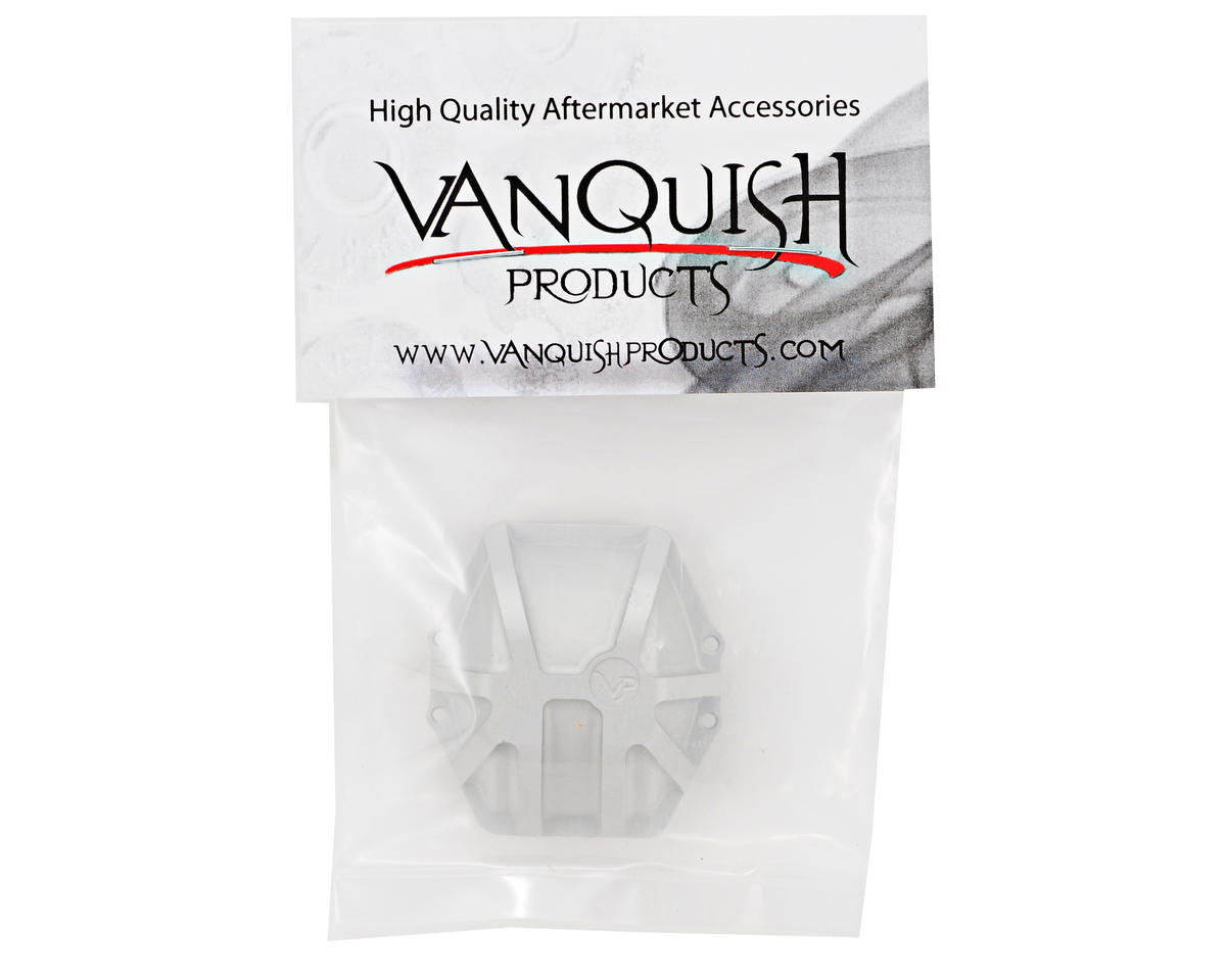 "Vanquish Products Wraith ""3-D"" Differential Cover (Silver)"