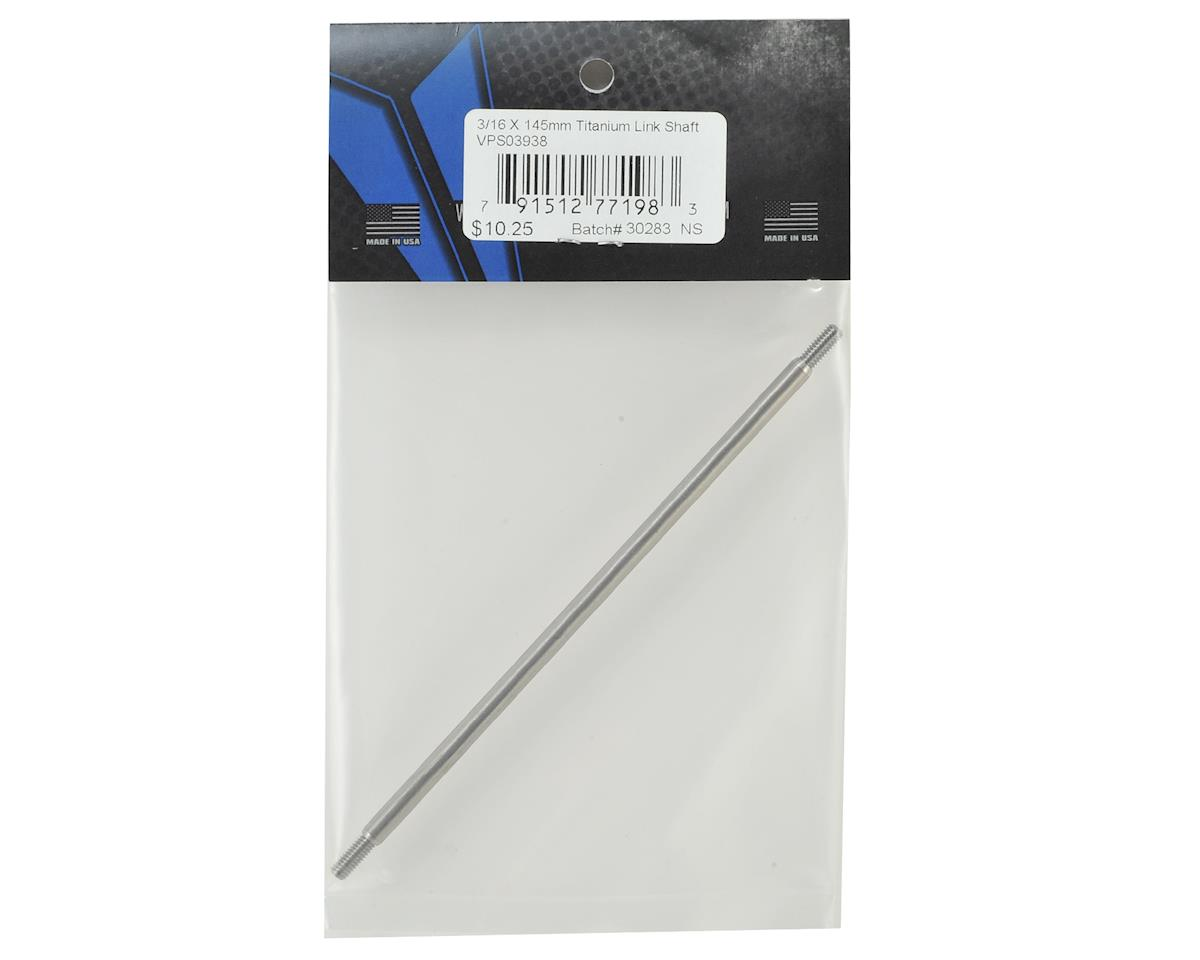 "Vanquish Products Titanium 3/16"" Link Shaft (145mm)"