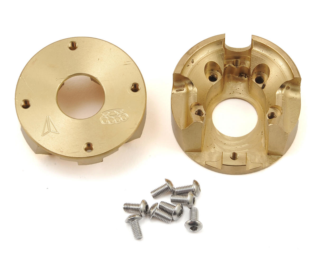 Vanquish Products AR60 Brass Knuckle Weights (2)