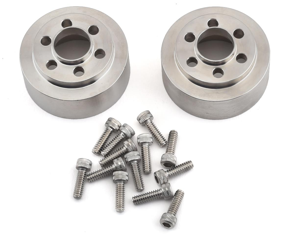 Vanquish Products 1.9 Stainless Brake Disc Weight Set (2)