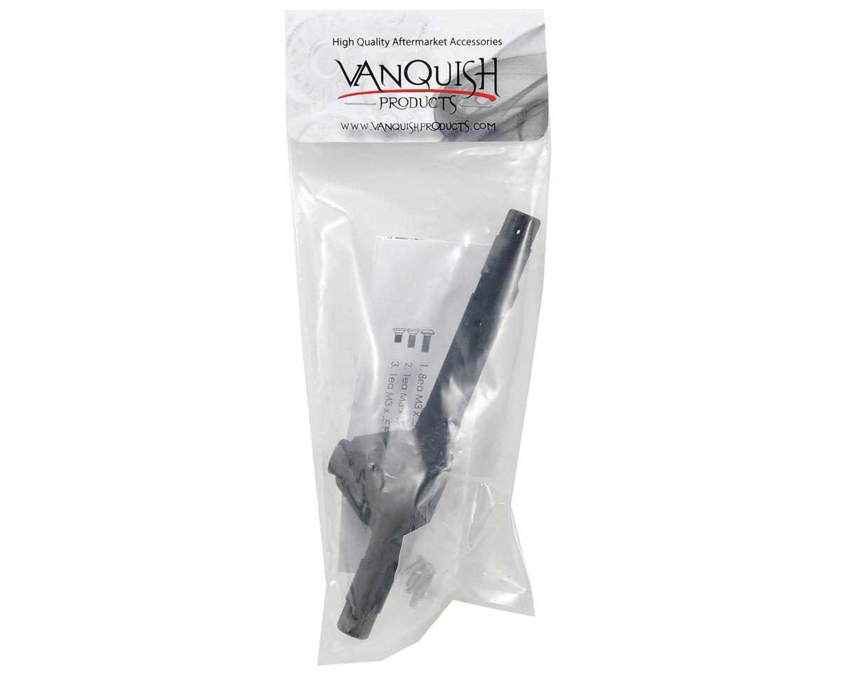 Vanquish Products Aluminum Axle Housing (Black)