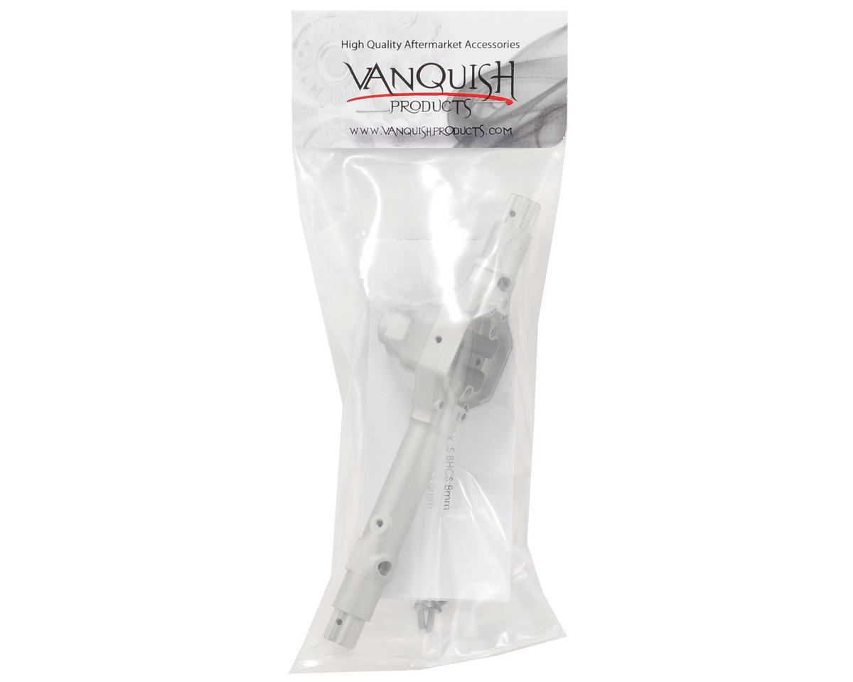 Vanquish Products Aluminum Axle Housing (Silver)