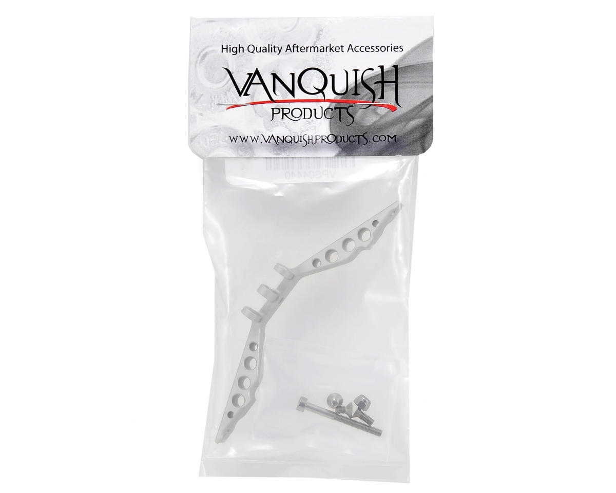Vanquish Products AX-10 Axle Truss (Silver)