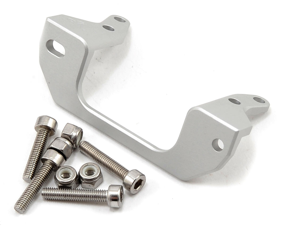 Vanquish Products Axial SCX10 Servo Mount (Silver)