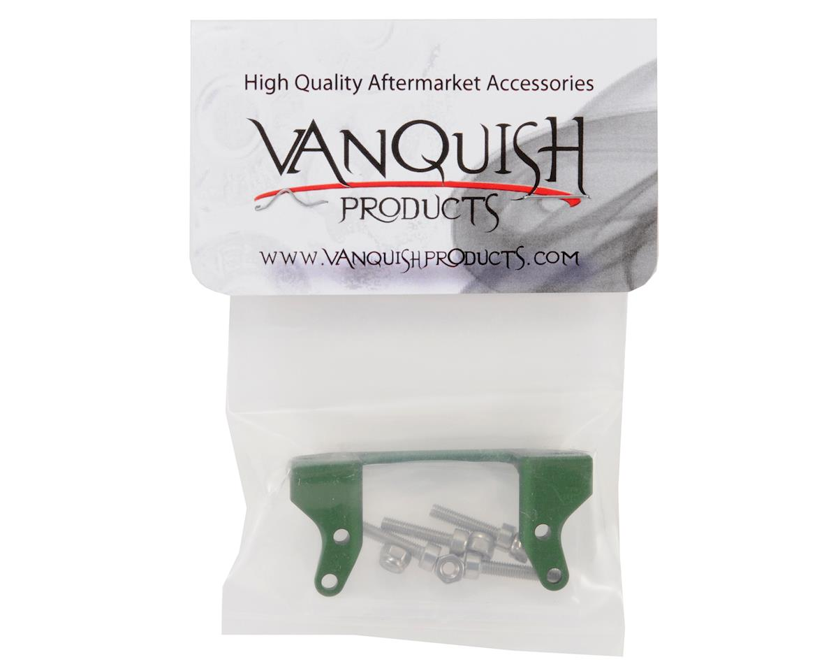 Vanquish Products AX-10 Servo Mount (Green)