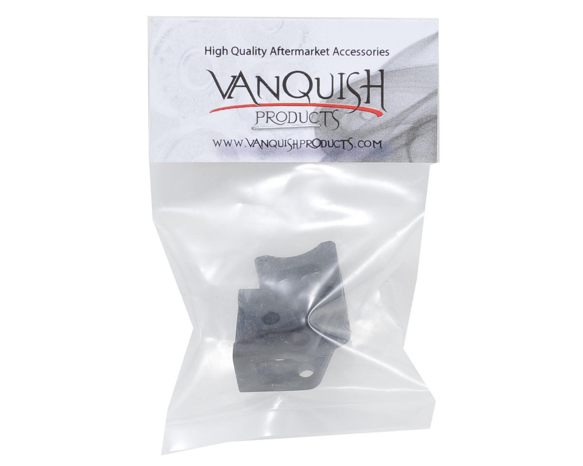 Vanquish Products Wraith Lower Shock Link Mount Set (Black) (2)