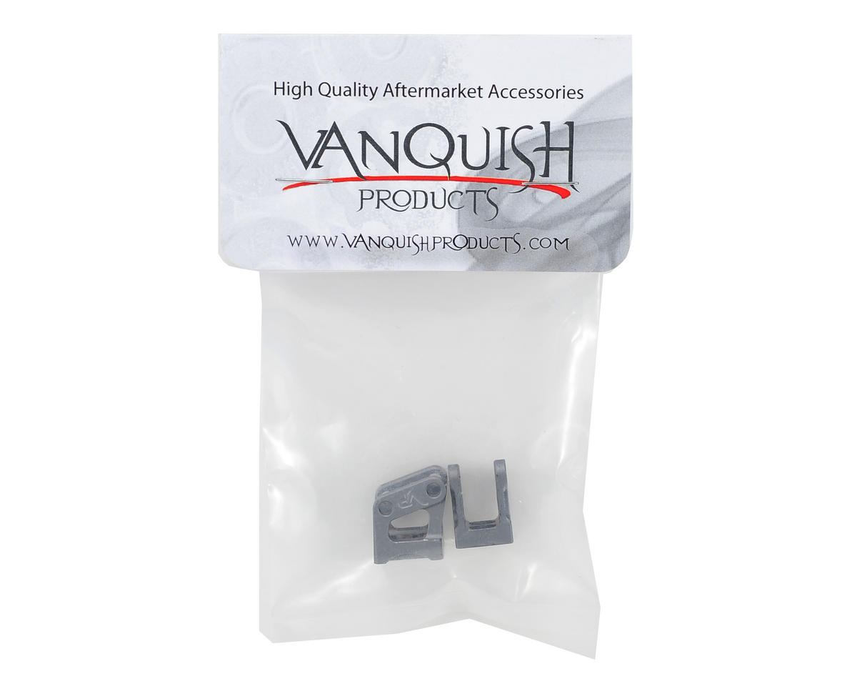 Vanquish Products Shock Link Mounts (2) (Grey)