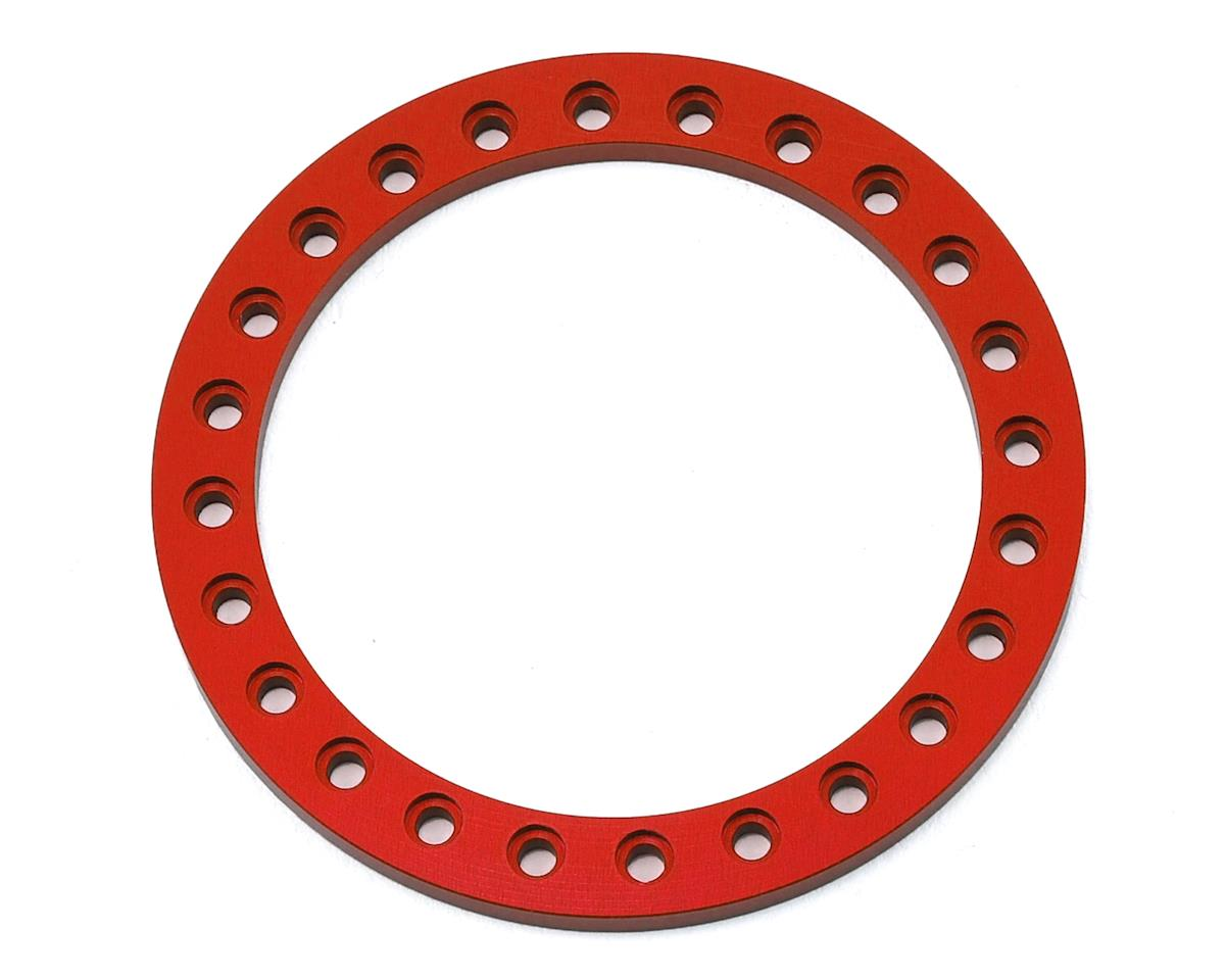 "Vanquish Products Original 1.9"" Beadlock (Red)"