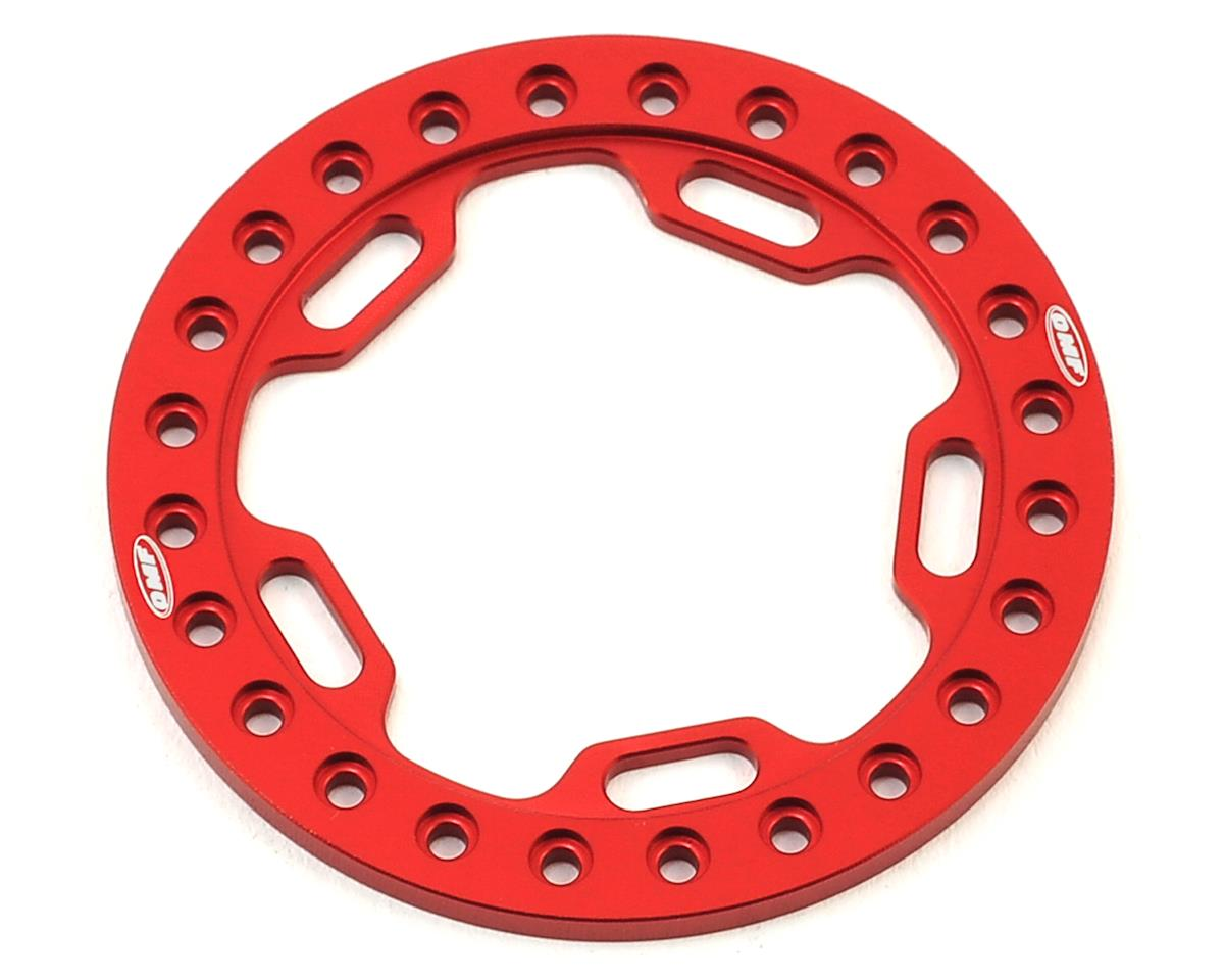"""Vanquish Products 1.9"""" OMF Phase 5 Beadlock Ring (Red)"""
