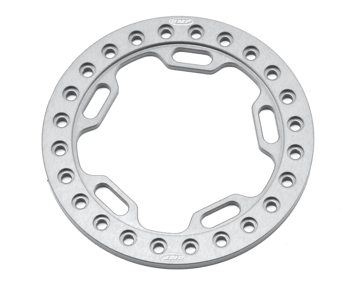"Vanquish Products OMF 1.9"" Phase 5 Beadlock (Silver)"