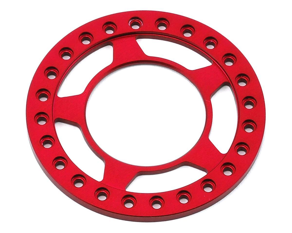 "Vanquish Products Spyder 1.9""  Beadlock (Red)"