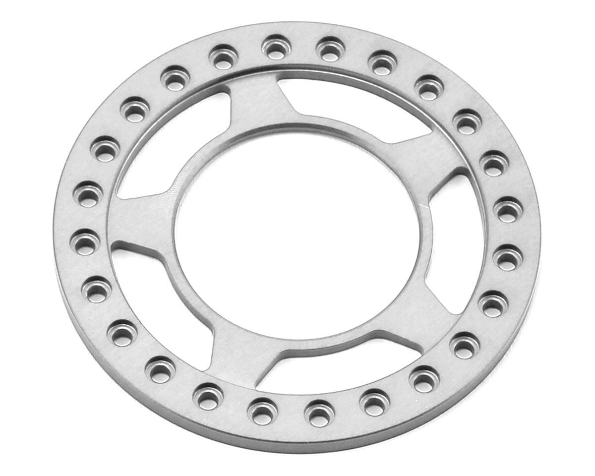 "Vanquish Products Spyder 1.9""  Beadlock (Silver)"