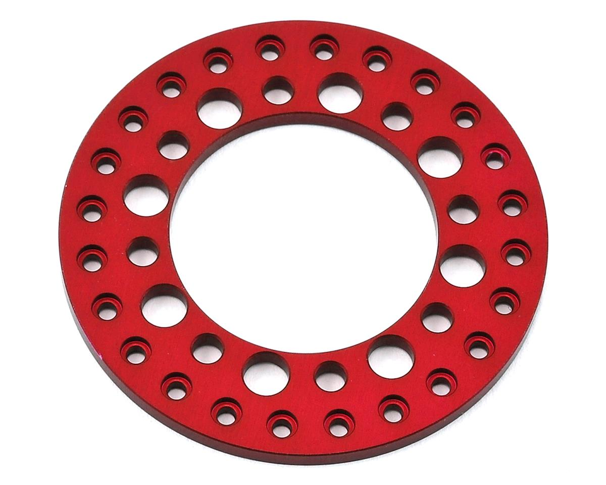 "Vanquish Products Holy 1.9""  Beadlock (Red)"