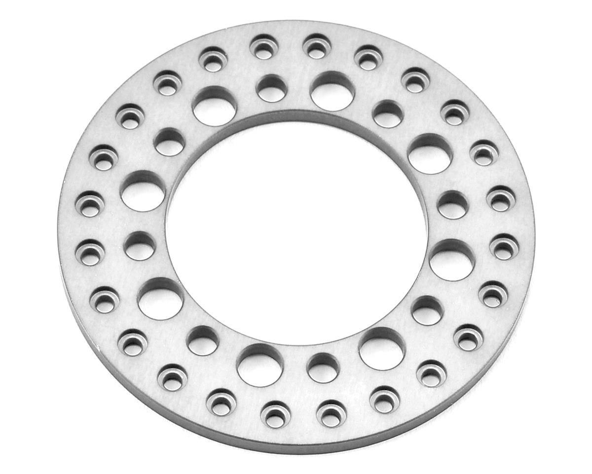 "Vanquish Products Holy 1.9""  Beadlock (Silver)"