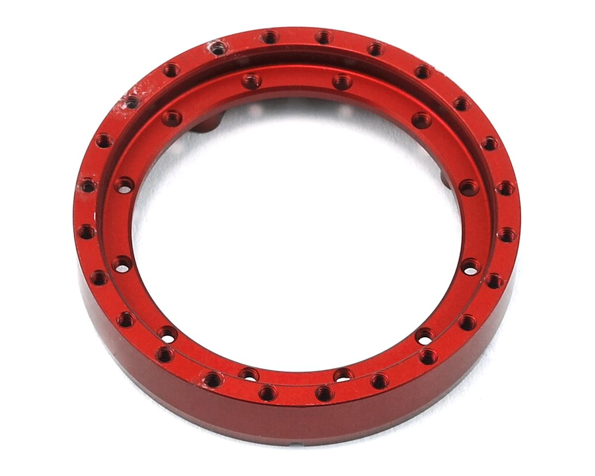 "Vanquish Products OMF 1.9"" Front Ring (Red)"