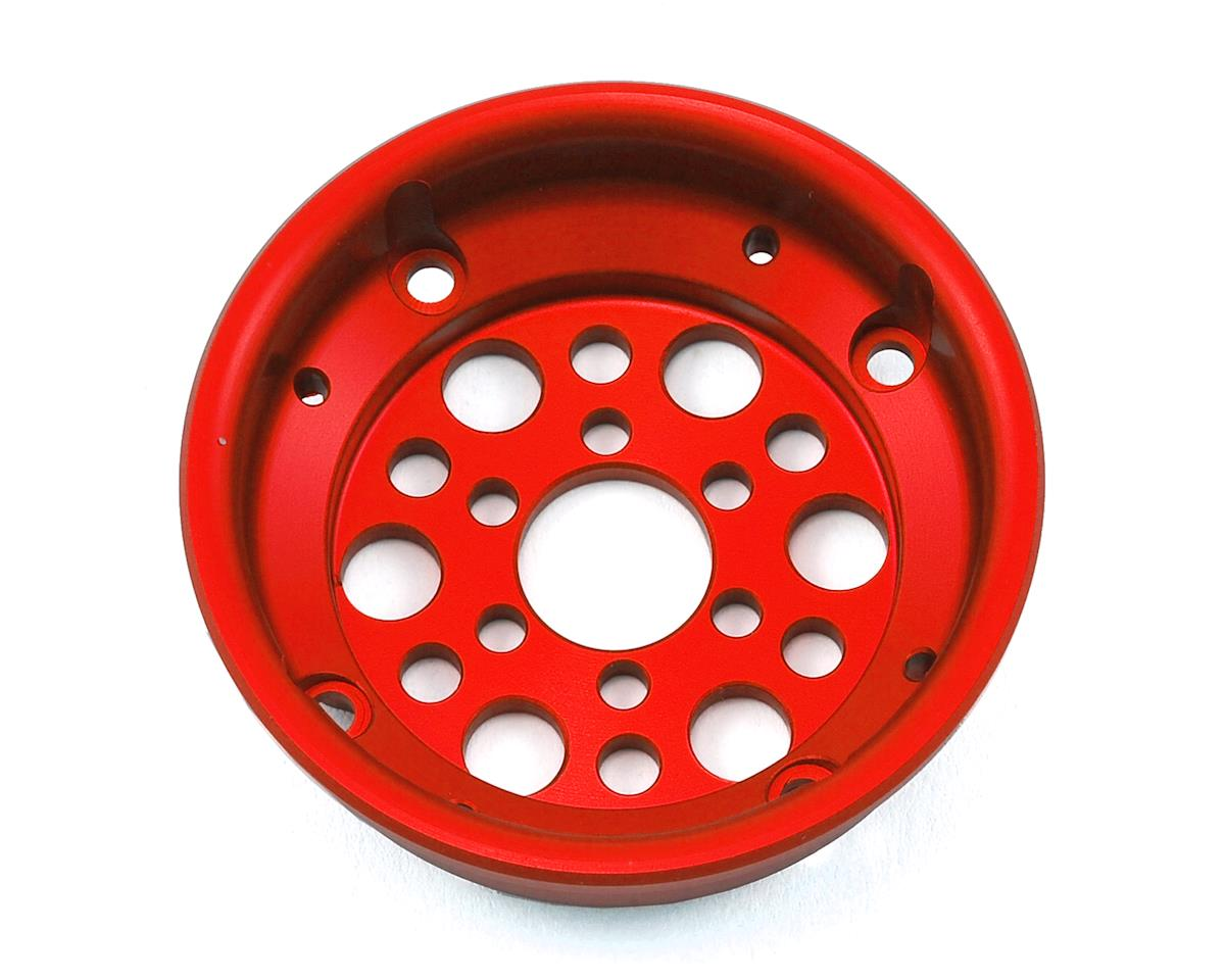 "Vanquish Products OMF 1.9"" Outlaw II Rear Ring (Red)"