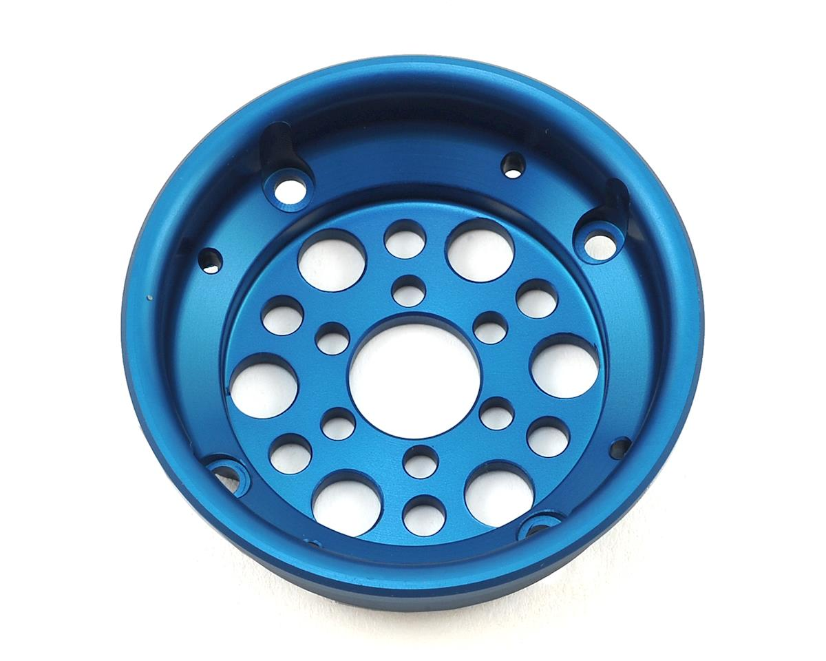 "Vanquish Products OMF 1.9"" Outlaw II Rear Ring (Blue)"