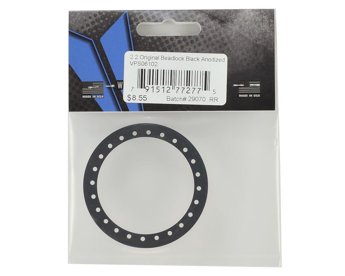 "Vanquish Products Original 2.2"" Beadlock (Black)"