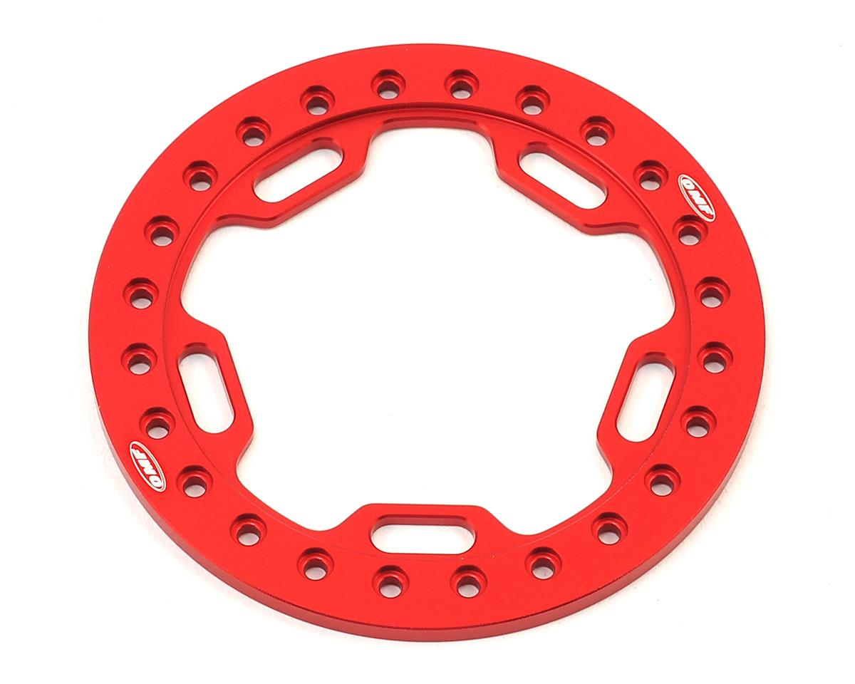 "Vanquish Products OMF Phase 5 2.2"" Beadlock Ring (Red)"