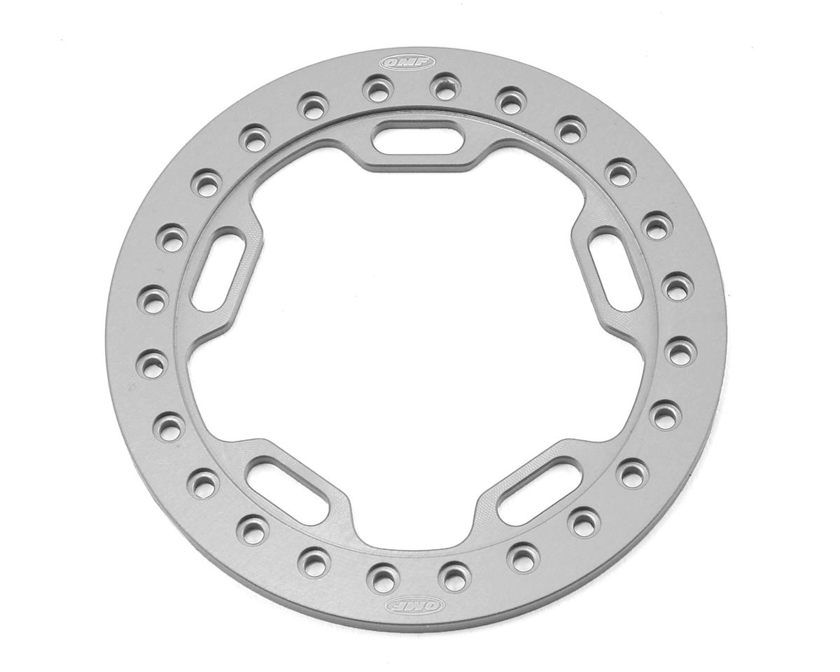 """Vanquish Products OMF 2.2"""" Phase 5 Beadlock (Silver)"""
