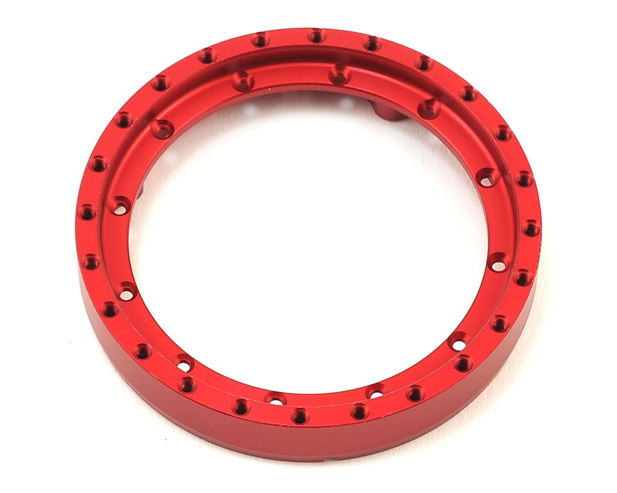 "Vanquish Products OMF 2.2"" Front Ring (Red)"